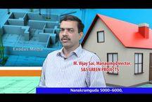 TREDA GENERAL SECRETARY MR VIJAY SAI ON HYDERABAD GROWTH AND PROSPECTUS