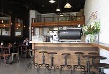 Industrial Bar and Coffee House