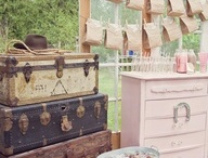 ♕ VInTaGe DeCOR / Antiquing is one of my favorite things to do!