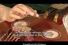 Learn to Play Veena - Basic Lessons by E.Gaayathri