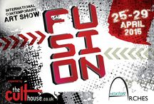 FUSION International Art Contemporary Exhibition/Show