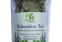 Our Blends / Special blends for every occasion - organically grown. Available to buy NOW at herbs4healing.co.uk