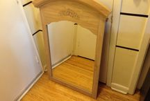 nice mirror for dresser in good condition / (25$)I have a nice mirror for dresser in good condition,the mesurements are31 inches by 46 inches and the mirror itself is 23 inches by 33 inches,ask us what else we have for sale...we have a lot,i am in etobicoke area(golfdown dr and islington),(look in your spam folder for my reply,sometimes it goes in there)thank you 'No Pay Pal'