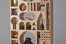 Diseño Industrial / Muebles, objetos... Diseño industrial
