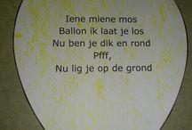 Thema ballen en ballonnen