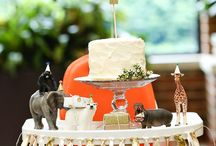 Whimsical Zoo Joint Birthday / A fun and chic joint birthday party for a 1, 3 & 4 year old.
