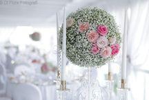 Ideas for stunning wedding centerpieces