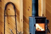 Morso wood stove / by Fionnuala Mechau