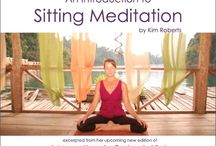 Meditation Tools + Resources / Develop a sitting meditation practice. Meditation resources and meditation inspiration.  Begin meditation | meditation for beginners | meditation guided | inspiration | healthy living | live better | life improvement | stress relief activities | live happier | feel better | body health | mental health exercises | stress relief remedies | how to love myself | mindfulness exercises | more peaceful life | self care | self improvement personal development | anxiety relief | deep breathing |