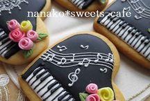Печенье музыка