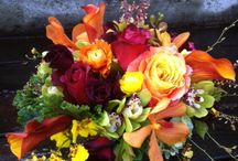 Fall Floral / Fall floral arrangements by Goose Hollow Flowers, Portland, Oregon