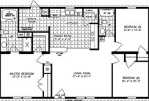 Floor Plans 1000 Sq. Ft. Or Less