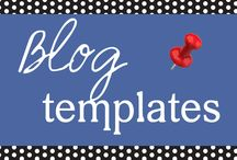 BLOG TEMPLATES / We are always on a mission for our clients to have affordable websites and blog sites. The sites and the template are often free or cheap, but that doesn't mean free is really FREE! We have over 350 in each of the blog sites we create. Yes, even though we purchase a template.  / by PuTTin' OuT Social Media Marketing