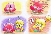 KIRBY AND TIFF / KIRBY AND TIFF