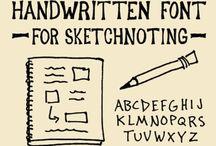 Sketch Notes / by Maja Jensen