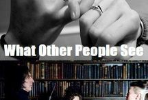 Yes yes I do have an HP obsession  / by Grace Hamm