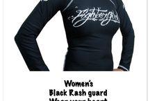 Fighter Girls Rash Guards / Shop fightergirls.com. The 1st & original in women's MMA. Best quality & dedicated to the female warrior. Http://www.fightergirls.com/shop.  #fightergirls #wmma #womensmma #fightwear #sportswear #training #crosstrain #BodyCombat #grappling #kickboxing #jiujitsu #gym #circuttraining #boxing #muaythai #rashguard
