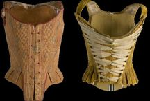 17th century stays/corsets