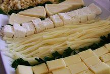 peynir tabagî sunumu