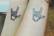 Mutter tochter tattoo