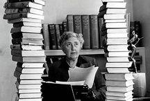 Agatha Christie / by Dori Molletti