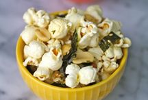 MY POPCORN OBSESSION / by Marilyn