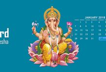 2018 God Calendars / 2018 God Calendars Printable Download