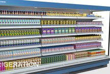Refrigerated Shelving
