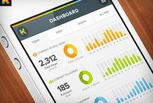Finances Dashboard UI