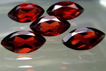 Natural Mozambique Red garnet Marquise / Available 4x8 MM 3.5x7 MM Top Quality