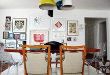 Sala de Jantar - M Home / Todos projetos desenvolvidos pelo escritório M Home.