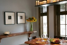 dining room / by Sarah Calvert