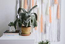 woolen wall hanging <3