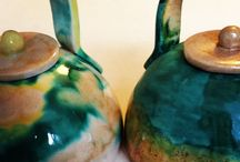 My works  / Handbuild ceramic