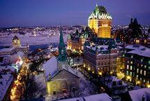 Quebec City!
