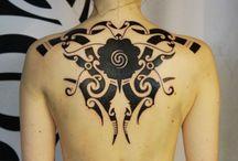 Borneo tattoos
