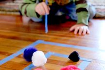 Fun activities with toddlers / preschoolers