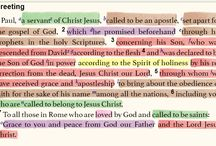 Bible study / by Jessica Johnson