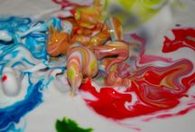 Art and messy play