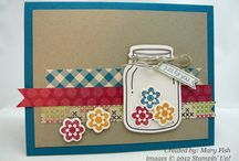 Stampin' Up/Cards / by Michelle Most