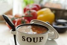 Soupe et les Ragouts / by Mozell Devereaux, CEC, MBA