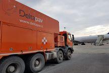 Le realizzazioni #Deltapav: anche in aeroporto!