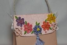 Qllg -Decorate/create / box, souvenirs, napkin holders, certificate, invitations... / by Martina Inngauer