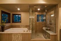 spa bathrooms