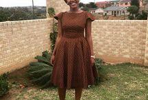 shweshwe dresses