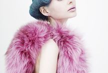 Pastels for hair
