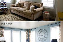 reformando: antes e depois