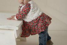 vestido de invierno nenas