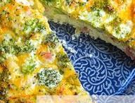 Quiche recipes / Healthy food