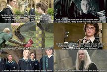 Mean girls and Harry potter <3